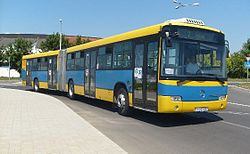 Number 7 bus in Pécs.jpg