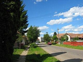 Gălești, Mureș Commune in Mureș, Romania