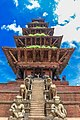 Nyatapol Temple after 25th April Earthquake, Nepal RameshMaharjan.jpg