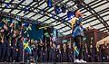 OS-medaljörerna 2016 hyllas i Kungsträdgården.jpg