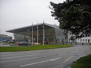 Leoš Janáček Airport Ostrava - Image: OS Rintl