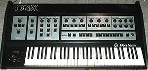 Tom Oberheim - OB-X