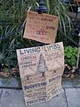 Occupy Portland November 9 living limbs.jpg