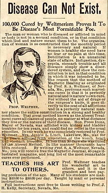 History of alternative medicine - Wikipedia