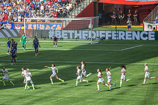 2015 FIFA Womens World Cup Final Championship match of the 2015 FIFA Womens World Cup