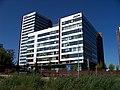 Office Park Nové Butovice, budovy D a B, od Řeporyjské.jpg