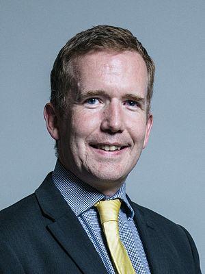 Stuart McDonald (Scottish politician) - Image: Official portrait of Stuart C. Mc Donald crop 2