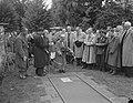 Officiele opening Kolfbaantje van Emma Kinderziekenhuis door mevrouw dAilly, Bestanddeelnr 906-5943.jpg