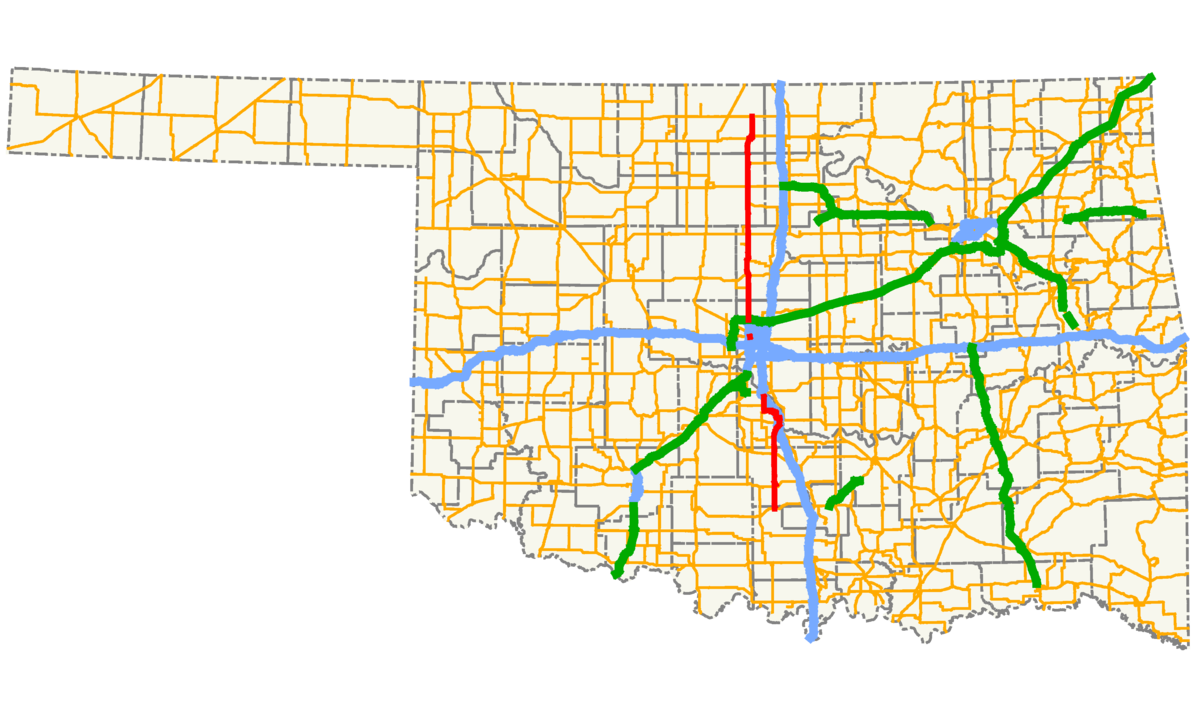 Oklahoma State Highway 74 - Wikipedia