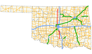 Oklahoma State Highway 74 highway in Oklahoma