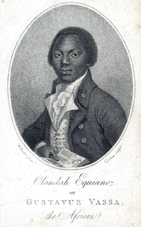 <i>The Interesting Narrative of the Life of Olaudah Equiano</i> book by Olaudah Equiano, 1745-1797