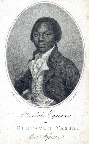 Olaudah Equiano, aka Gustavus Vassa