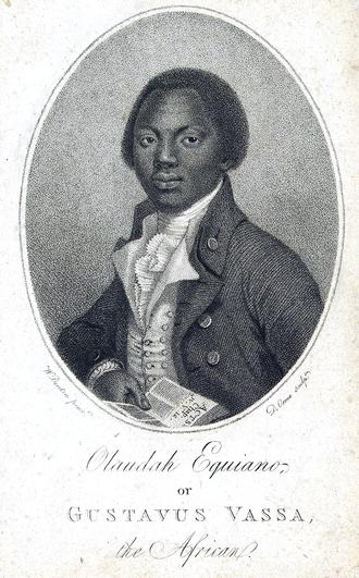 Multiracial Americans - Olaudah Equiano