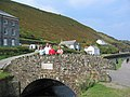 Old Bridge Boscastle Harbour - geograph.org.uk - 437717.jpg