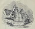 Old Church, Flaunden, Hertfordshire UK, 1844.png