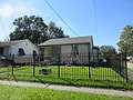 Old Jefferson, Jefferson Parish, Louisiana, October 2017 Halloween House.jpg