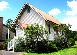 Old St Mark's Anglican Church, Daisy Hill, Queensland, 2010.jpg