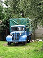 Old blue truck - geograph.org.uk - 918166.jpg