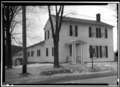 Oldest House, Fort Ann, Washington County, NY HABS NY,58-FORA,1-1.tif