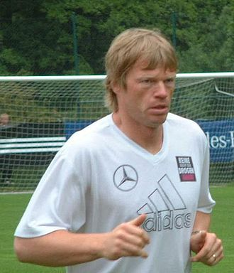 UEFA Club Football Awards - Oliver Kahn, who won this award four times consecutively while with Bayern Munich