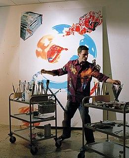 Norbert Bisky German artist based in Berlin