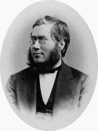 Oliver Mowat, Premier of Ontario from 1872 to 1896 Oliver Mowat.jpg