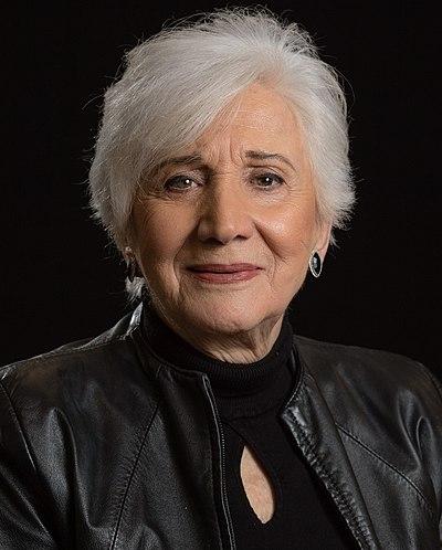Olympia Dukakis, American actress