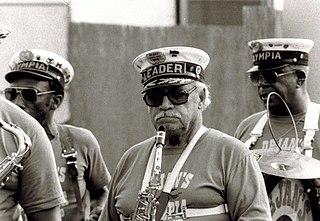 Harold Dejan American musician