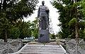 Omelne Kivertsivskyi Volynska-monument to the countryman-general view.jpg