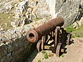 One of the old cannon - geograph.org.uk - 1860722.jpg