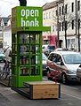 Open Book (Öffentlicher Bücherschrank) in Erfurt-Ilversgehofen an der Magdeburger Allee.jpg