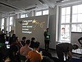 Opening Ceremony - WikidataCon 2017 (28).jpg