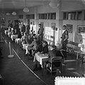 Opening schaakkampioenschappen kantine Hoofdbureau van Politie, Bestanddeelnr 906-3756.jpg