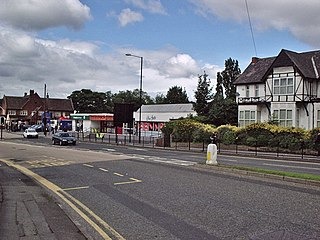 Ormesby Suburb in Middlesbrough, North Yorkshire, England