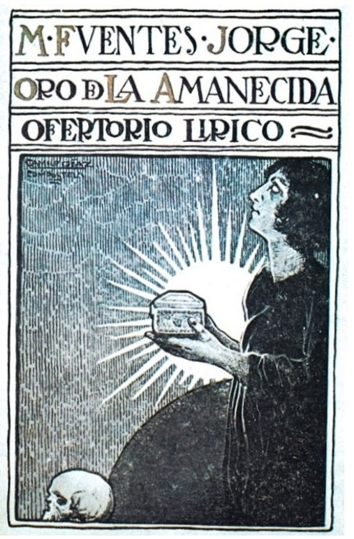 Oro de la amanecida de Manuel Fuentes Jorge, 1920