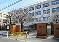 Osaka City Hannan elementary school 20190324.jpg