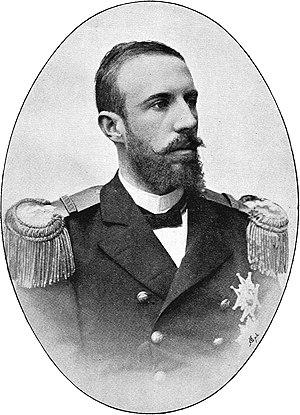 Prince Oscar Bernadotte - Image: Oscar Bernadotte, Svenskt porträttgalleri
