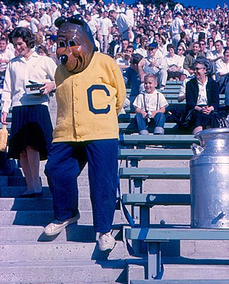 California Golden Bears football - 1961 – sad Oski