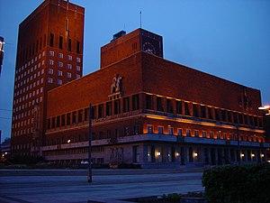 Governing Mayor of Oslo - Oslo City Hall