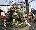 Osterbrunnen in Thalheim, Deutschland IMG 0244WI.jpg