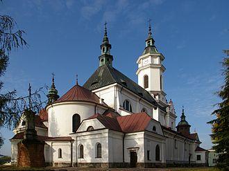 Ostrowiec Świętokrzyski - Saint Michael's Church