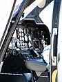 Otago Regional Rescue Helicopter cockpit, Taieri, NZ.JPG