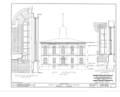 Otoe County Courthouse, Tenth Street and Central Avenue, Nebraska City, Otoe County, NE HABS NEB,66-NEBCI,1- (sheet 7 of 9).png