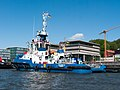 Ottensen, Tugboat, WPAhoi, Hamburg (P1080441).jpg