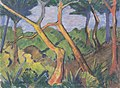 Otto Mueller - Waldlandschaft - ca1925.jpeg