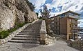 Outside stairs in Sète 01.jpg