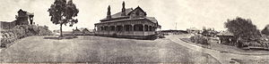 Cottesloe Civic Centre - Overton Lodge in original Federation Queen Anne style c1920