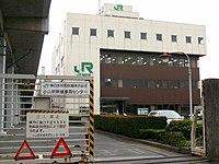 Oyama Shinkansen Rolling Stock Center.JPG