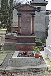 Tomb of Regnault