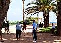 Pétanque players in Antibes.jpg